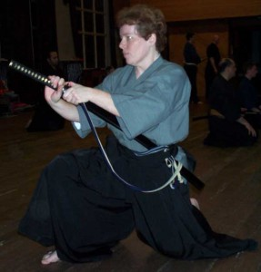 Martial Arts at the Institute