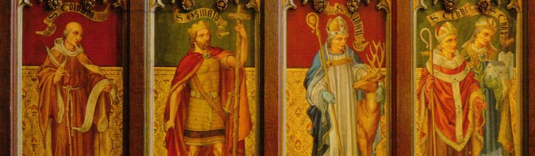 St Martin's Church Murals