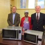 Freemasons presentation to the Community Kitchen