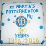 100 Years of Mothers' Union at St Martn's
