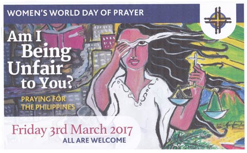 Women's World Day of Prayer at St Martin's Church