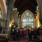 Performance of Stainer's Crucifixion at St Martin's Church