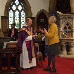 Enrolment of Fr Nicholas as a Mothers' Union Member
