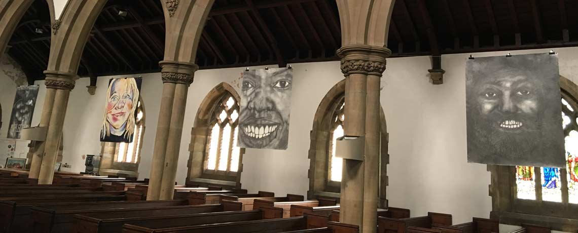 St Martin's Church Welcomes Artists' Proposals for Exhibition