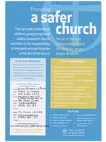 Safeguarding Policy Church Poster