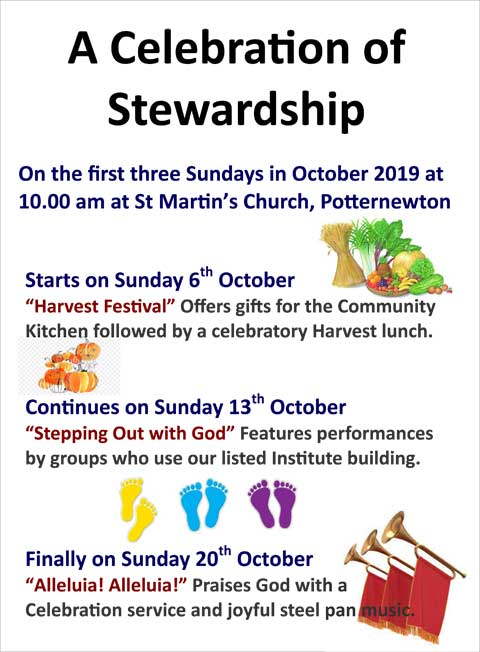 A Celebration of Stewardship